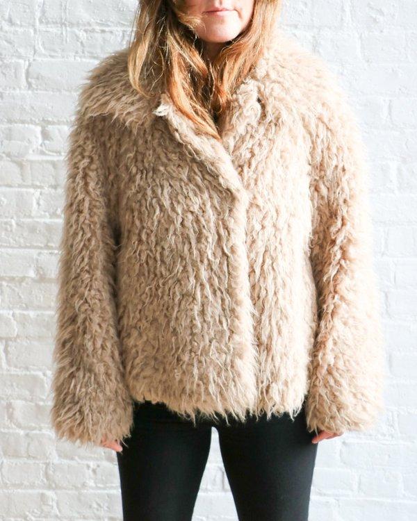 Rebecca Taylor Fluffy Jacket, Size M