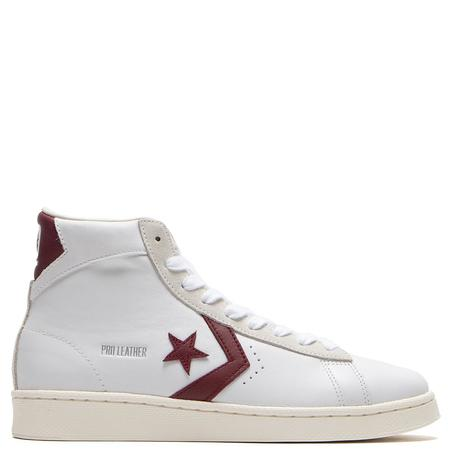 Converse Pro Leather OG Hi - White/Team Red