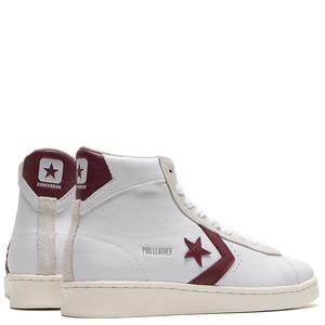 Converse Pro Leather OG Hi - White/Team Red