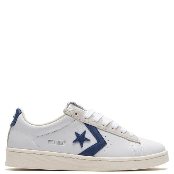Converse Pro Leather OG Ox White / Blue Rush