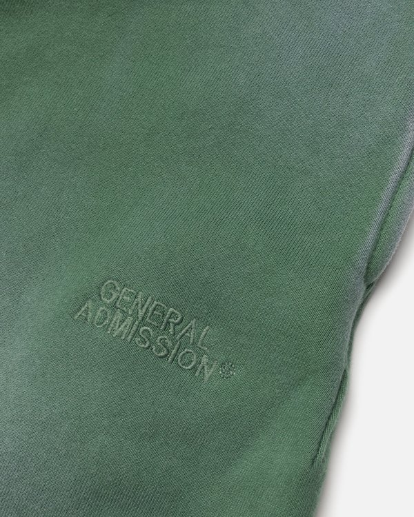 General Admission Sun Faded Sweatpant - Green