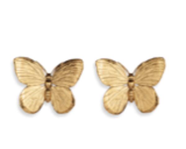 Jennifer Behr Pippa Earrings - Gold