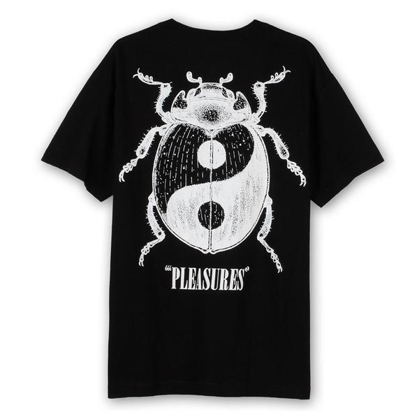 Pleasures Bug T-shirt - Black