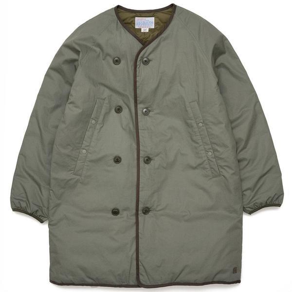 Nanamica Inc. Down Coat - Cedar