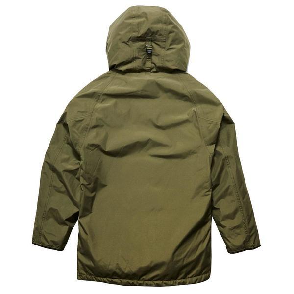 Nanamica Inc. Gore-tex Down Coat - Khaki