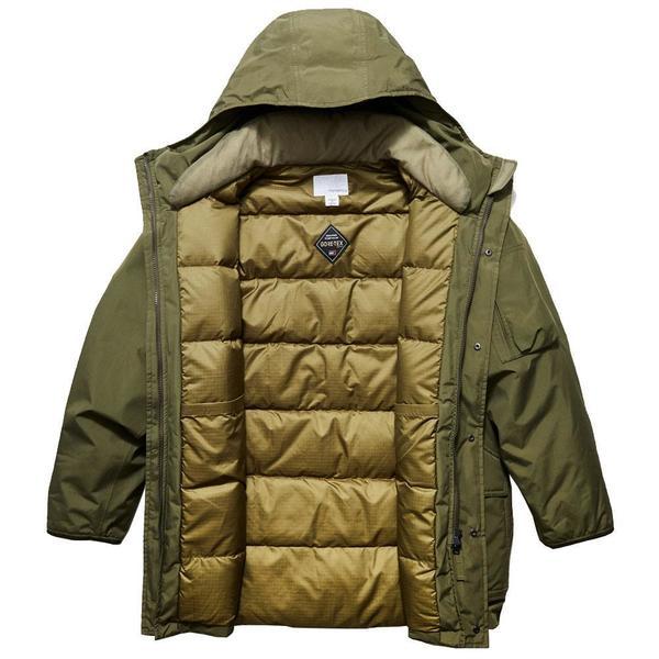 GORE-TEX Down Coat 'Khaki'