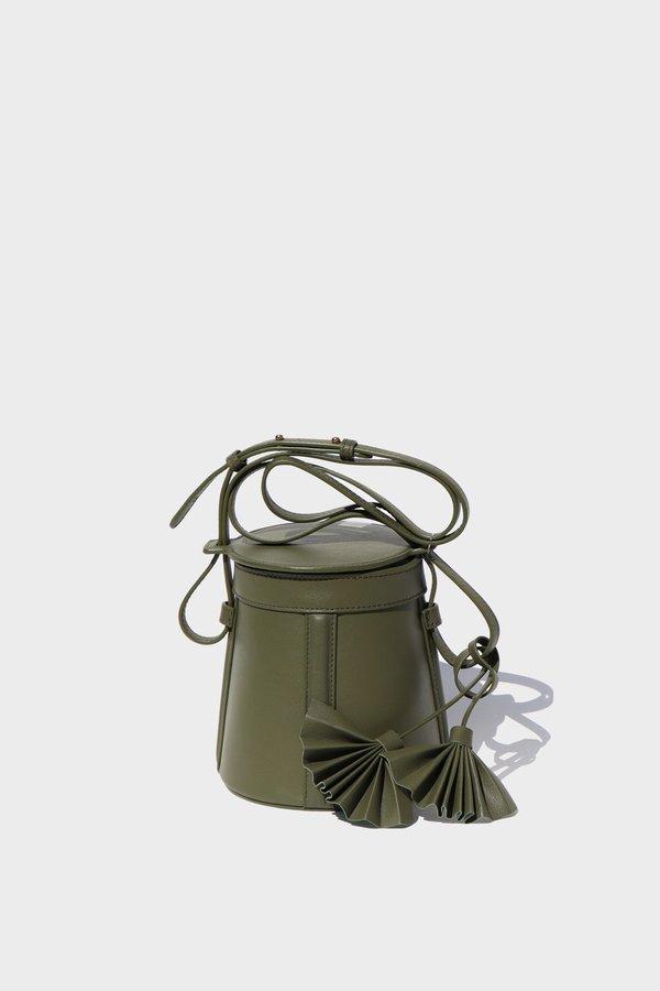 Petite A-Line Bucket    Safari