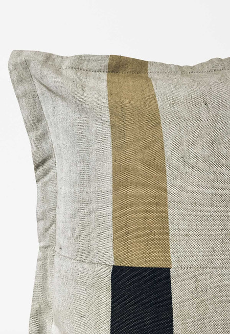 New Market Goods Khala Pillow Cover - Stripes