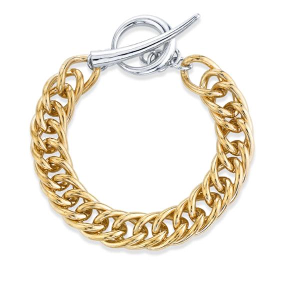 Gabriela Artigas Bio Palma Bracelet - 14K Yellow Gold