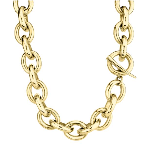 Gabriela Artigas Full Link Choker - 14K Yellow Gold Plated