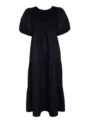 Faithfull The Brand Alberte Dress - Black