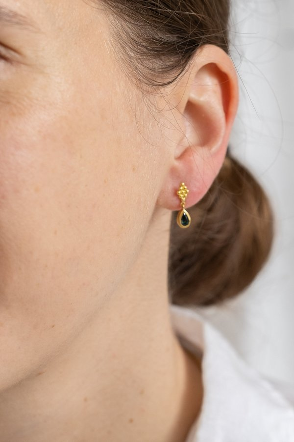 Prounis Sapphire Small Nona Earrings