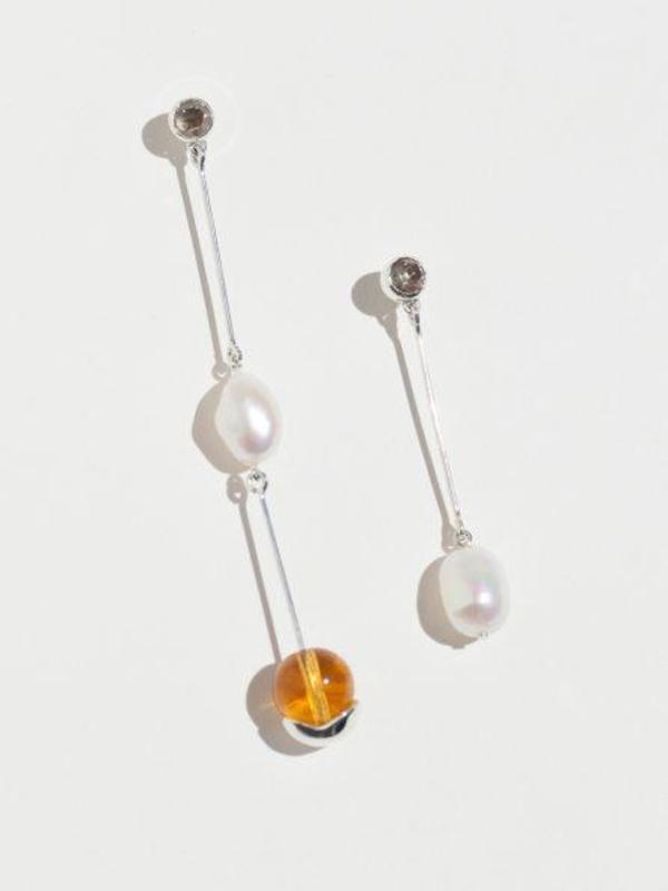LILA Earring - Silver
