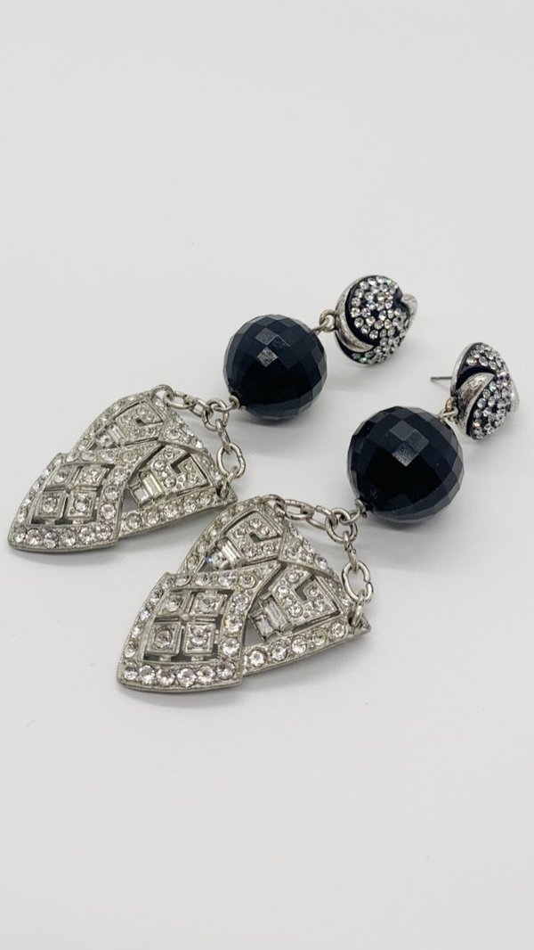 Art Deco 100 Year Collection Earrings