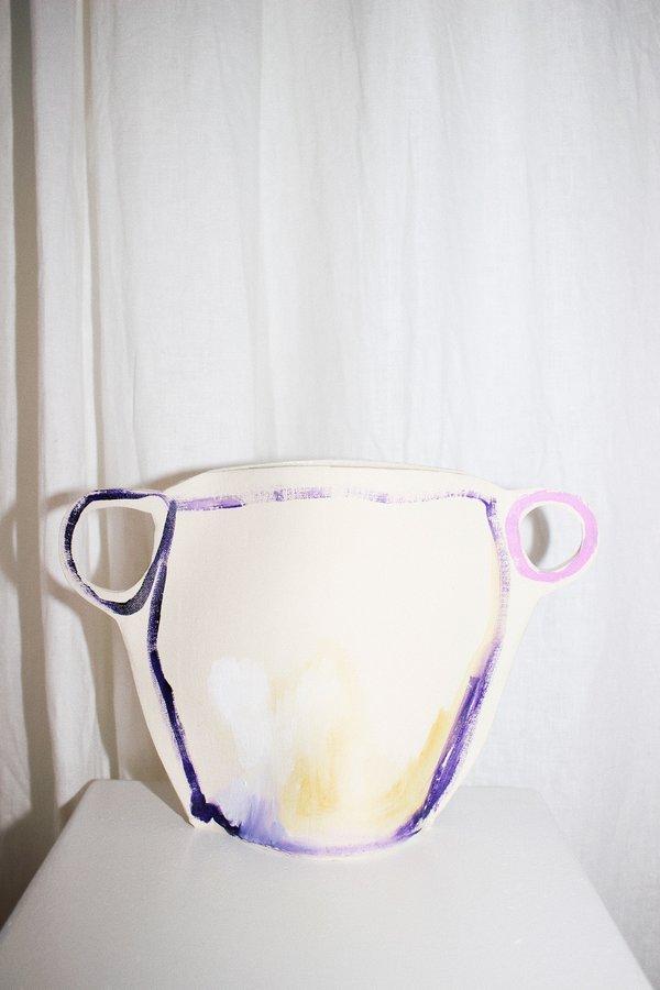 Alison Owen Vibrant Two Handled Vase