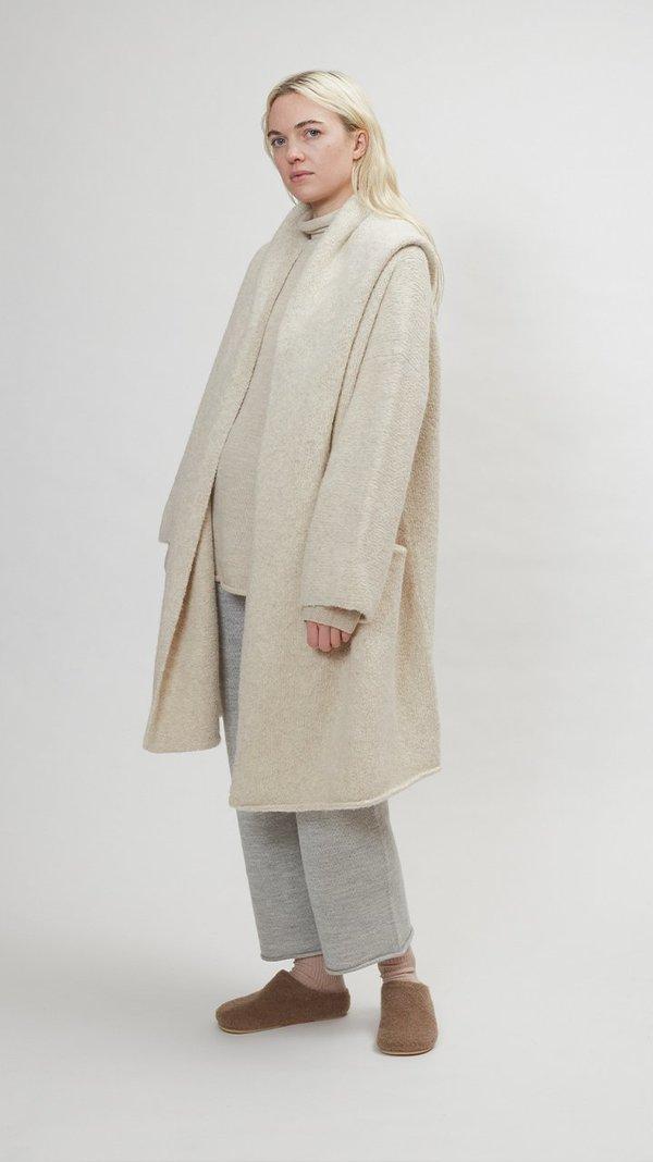 Lauren Manoogian Capote Coat - Hessian