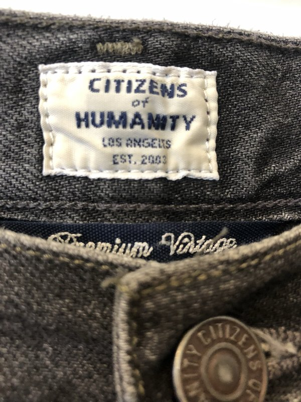 [Pre-loved] Citizens of Humanity Gia Jeans