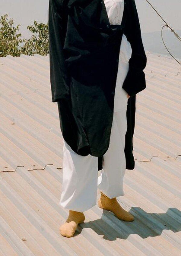 Baserange Ole Trousers - White