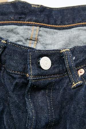 Warehouse & Co. Lot 800XX 14.5oz Standard Straight Fit Jeans - Denim/One Wash