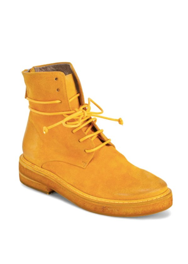 Marsell Parrucca Boots - Yellow