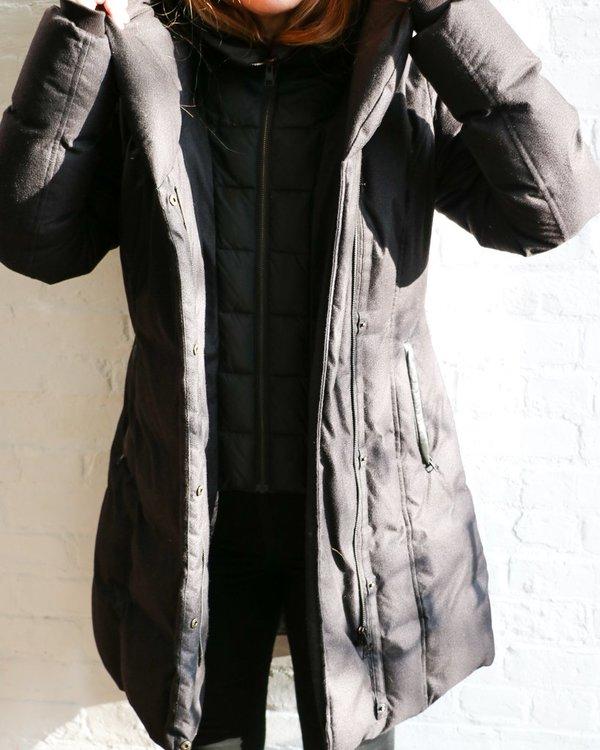 Soia & Kyo Long Puffer Coat, Size M
