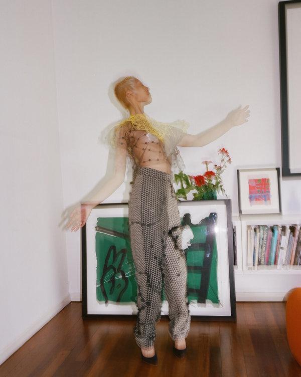 Sydney Pimbley The Dancer Trousers