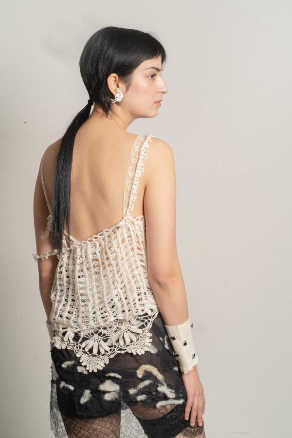 Sydney Pimbley Crochet Top