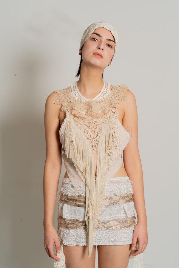 Sydney Pimbley Vintage Label Skirt
