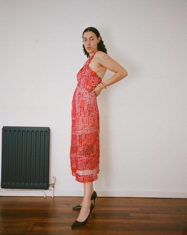 Nat's Petit Chat Dress