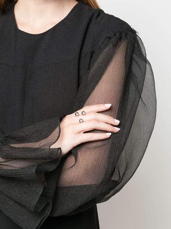 Ball Finger Ring