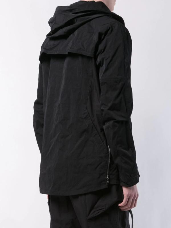 Boxy Hooded Jacket