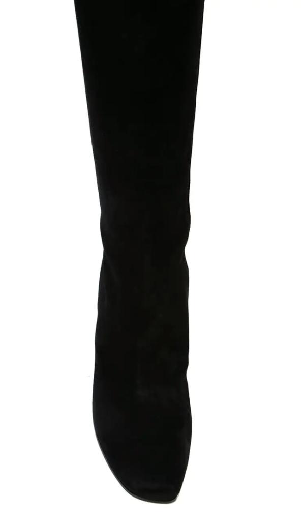 Camoscio Knee High Boots