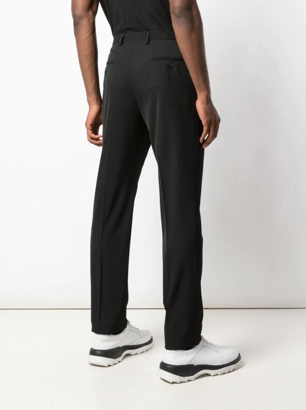 Cigarette Tailored Trousers