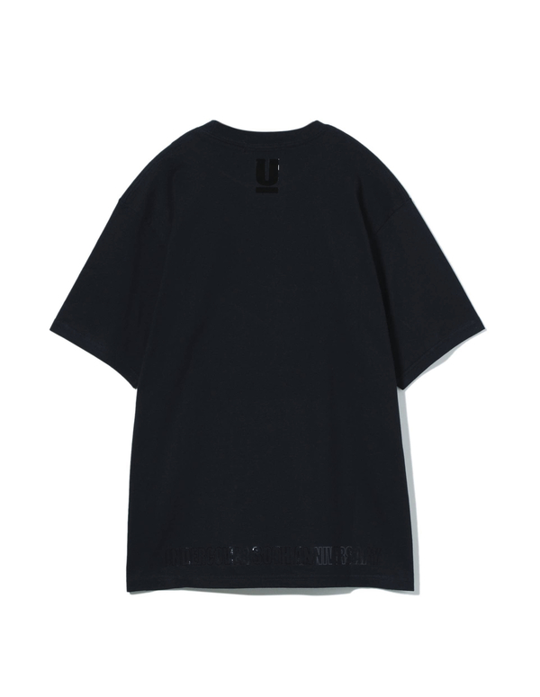 Undercover Cotton 30Th Anniversary T-Shirt - black