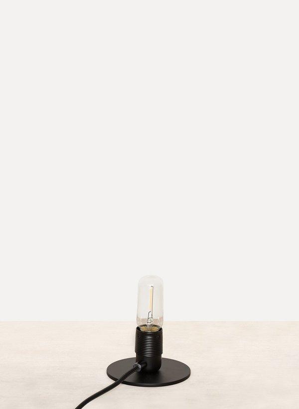 E27 Table Lamp Matte Black