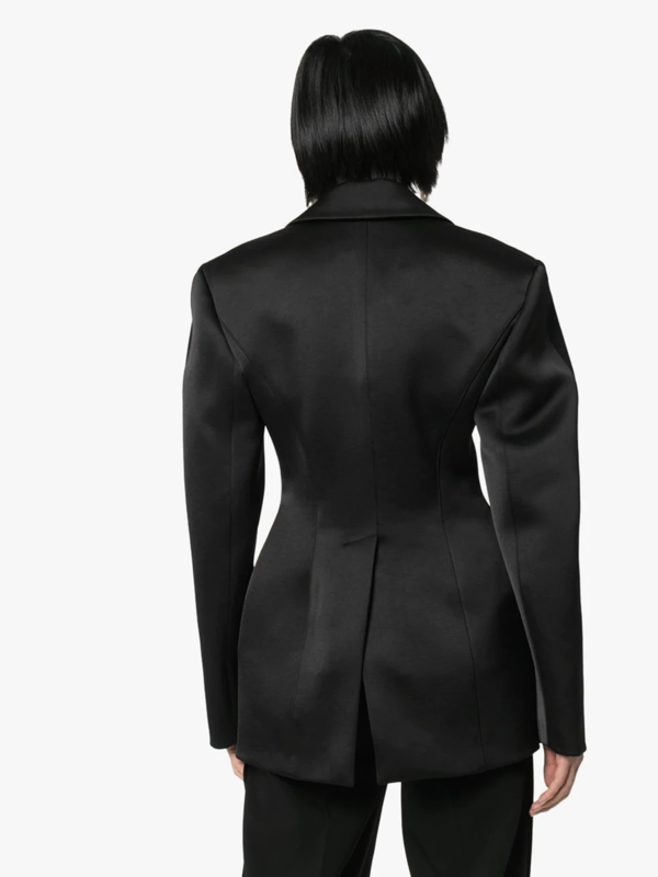 Exaggerated Silhouette Jacket