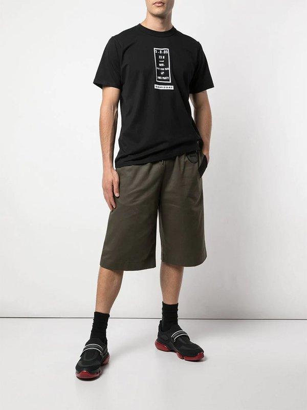 Flyer printed T-Shirt