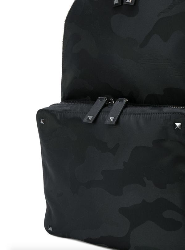 Garavani Camouflage Backpack