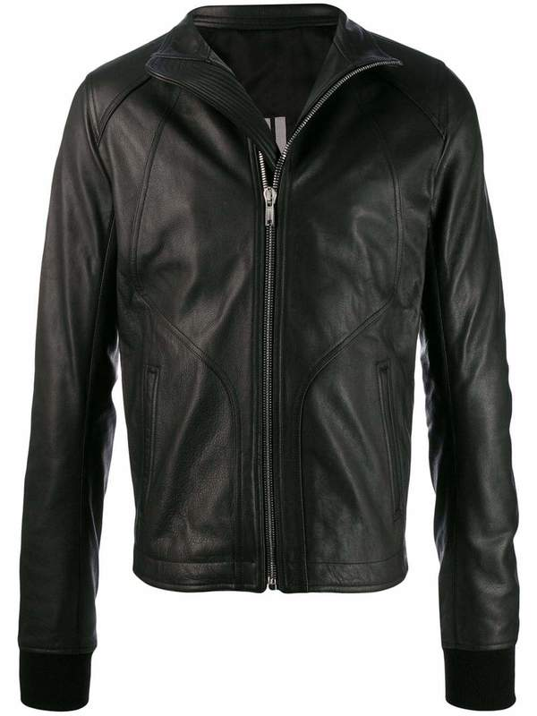 Larry Intarisa High Neck Jacket