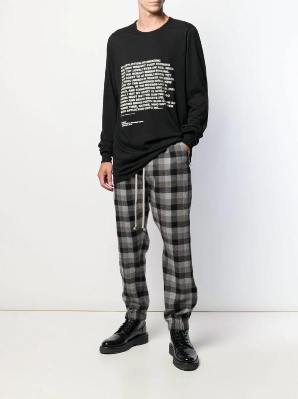 Level Long-Sleeved T-Shirt