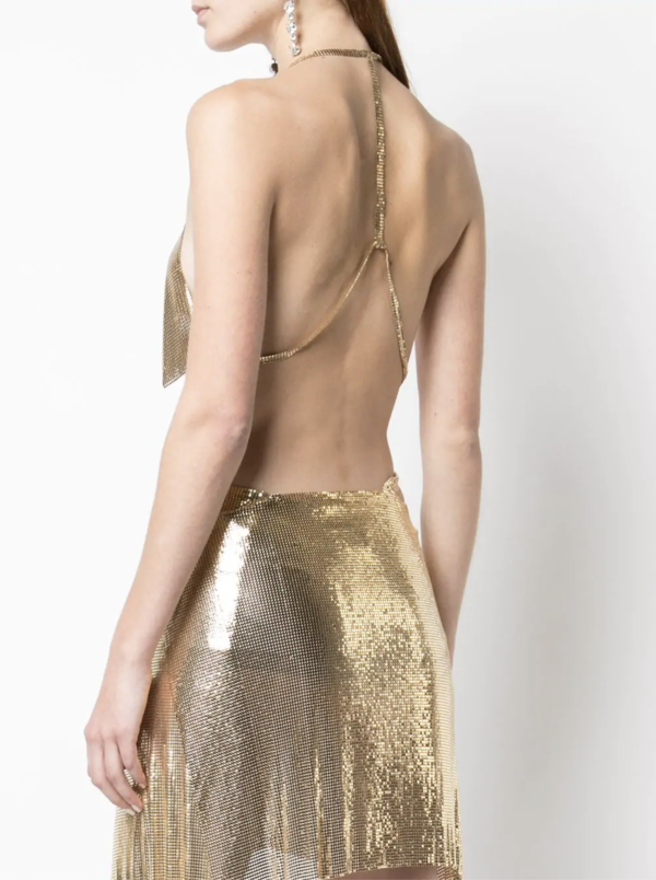 Lily Top Gold