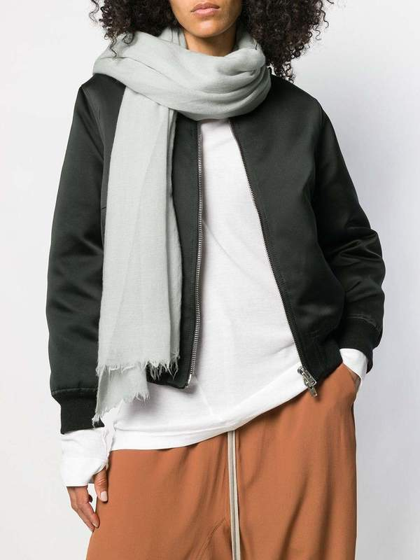 Long Knitted Soft Scarf