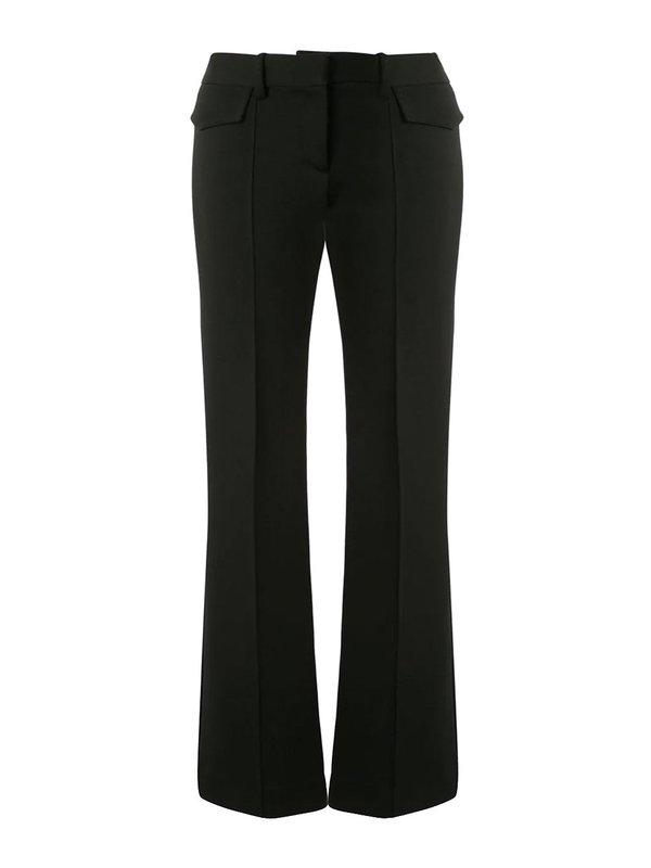 Dion Lee Low Rise Pocket Trousers