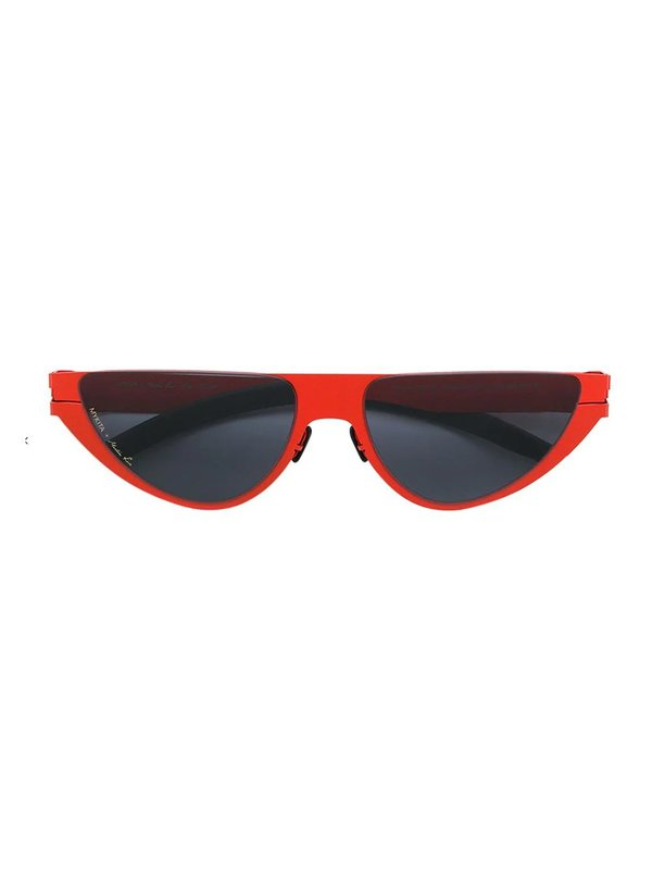 Mykita x Martine Rose Cat Eye Frame Sunglasses