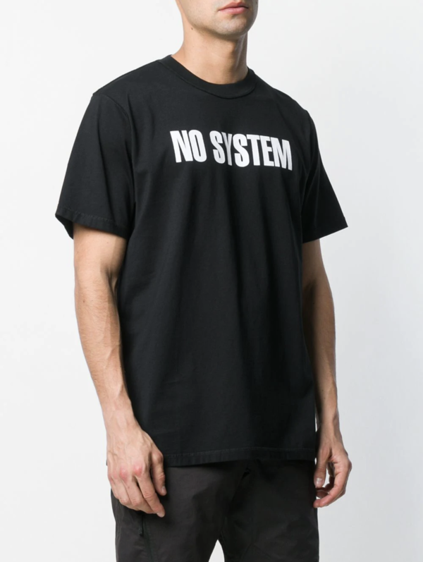 No System T-shirt