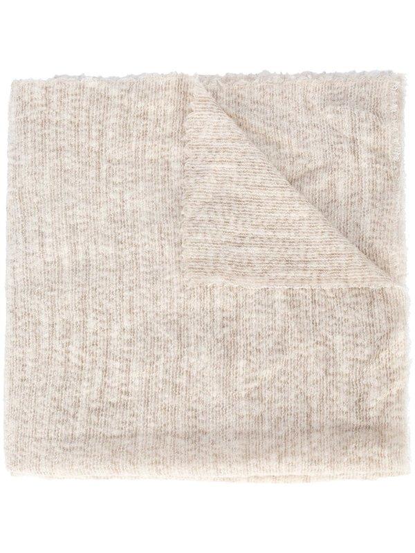Penny Modal Virgin Wool Cashmere Nylon Scarf