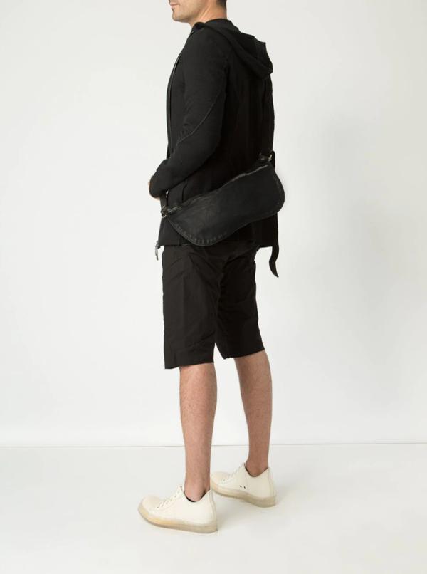 Guidi Q10 Belt Bag - Black
