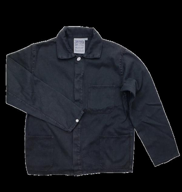 Unisex Jungmaven Olympic Jacket - Black