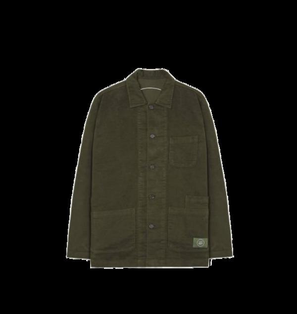 Pyrenex X Universal Works Light Jacket - Dark Olive