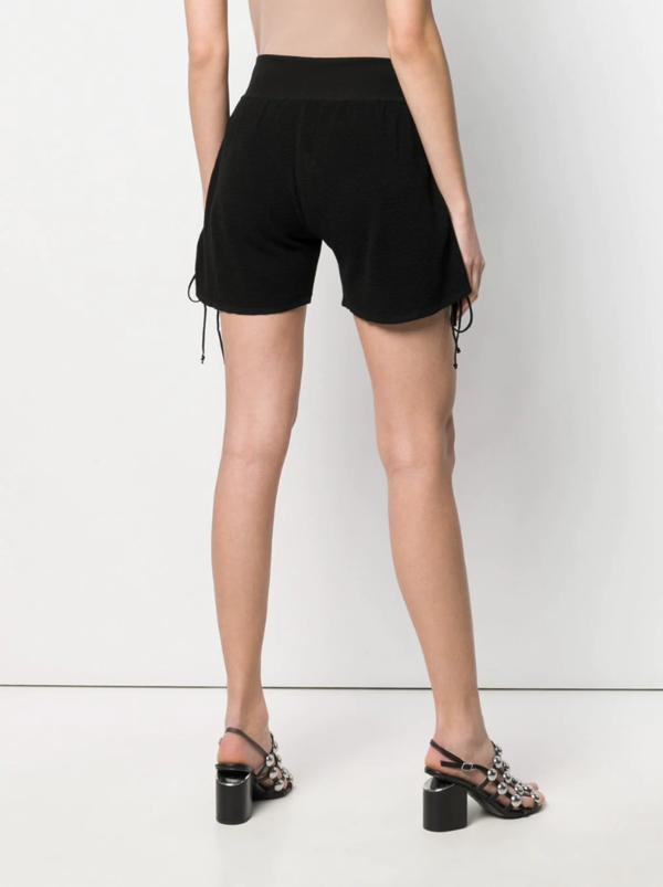 Side Tie Shorts